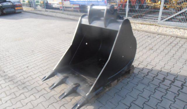 Nieużywana łyżka do kopania podsiębierna na szybkozłącze Liebherr Sw 33